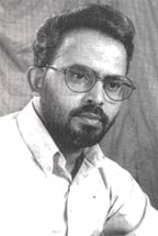 Photo of Rabindra K. Swain.