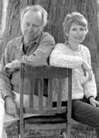 photo of Arthur Winfield Knight and his wife, Kit.