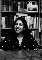 Photo of Chitra Banerjee Divakaruni.