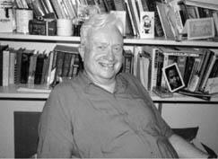 Photo of John G. Cawelti.