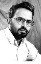 Photo of Rabindra K. Swain.