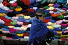 Pujili Market, The Sierra, Ecuador, 1994