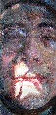 Painting, study, 2002, 26 cm x 125 cm