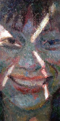 Painting, study, 2002, 12.5 cm x 26 cm