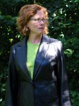 Photo of artist Jane Catlin.