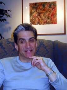 Photo of poet Robert Pinsky.