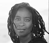 Photo of Camille Dungy.