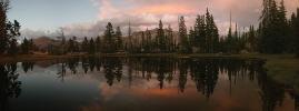 """Sunset Reflection"" by Richard Caldwell"
