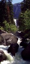 """Yosemite Vernal Falls"" by Richard Caldwell"