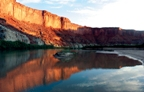 """Canyonlands Dawn Reflection"" by Richard Caldwell"
