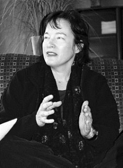 Photo of Alice Sebold.
