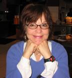 Photo of Lois Marie Harrod.