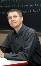 Photo of Doug Ramspeck.