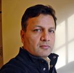 Photo of Samir Dayal.