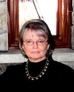 Photo of Linda Swanberg.