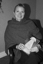 Photo of Carolyn Forche.