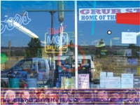 "Grubstake, 2007, 30"" x 40"""