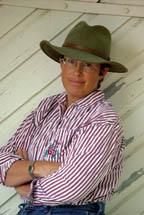 Photo of Carolyn Dufurrena.