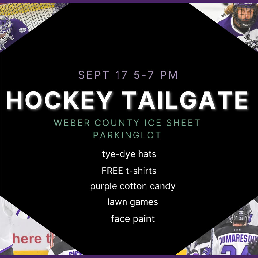 hockey tailgate Sept 17