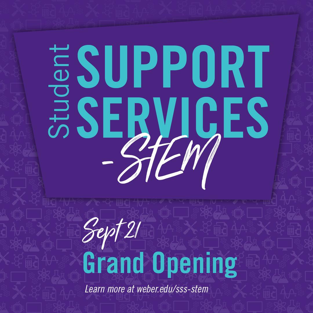 SSS STEM grand opening Sept 21