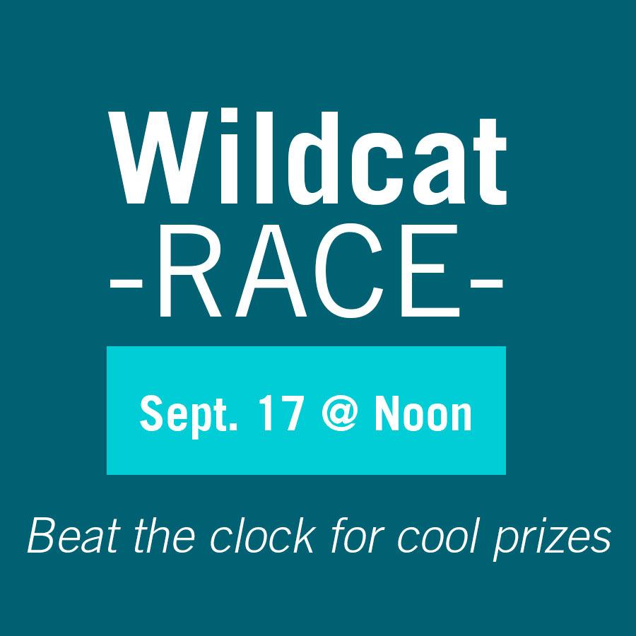 Wildcat Race Sept 17