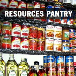 Resources Pantry