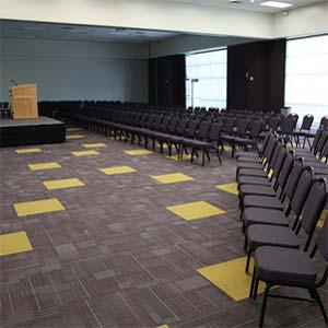 ballroom seating
