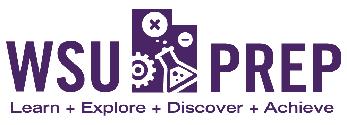 Virtual WSU PREP logo